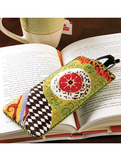 Elegant Whimsy Eyeglasses Case