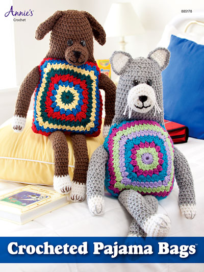 Free Crochet Patterns For Pajama Bags : Crochet - Baby & Children Patterns - Gifts & Toys ...