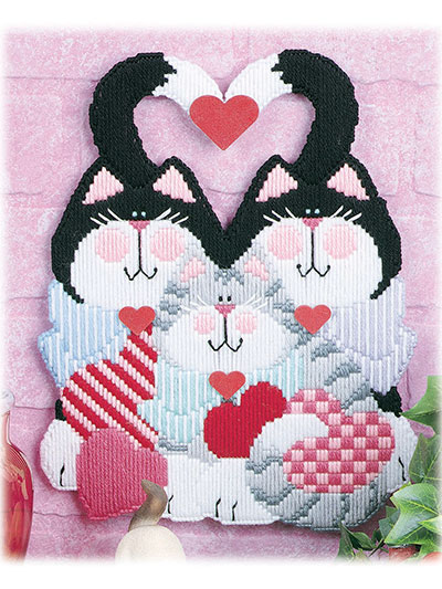 Lovely Litter Wall-Hanging
