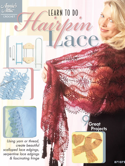 Learn to Do Hairpin Lace