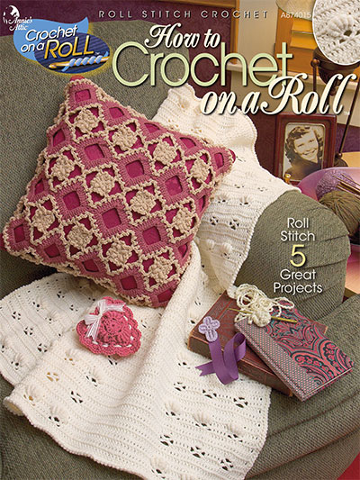 How to Crochet on a Roll