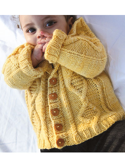 Sterling Cable Cardigan