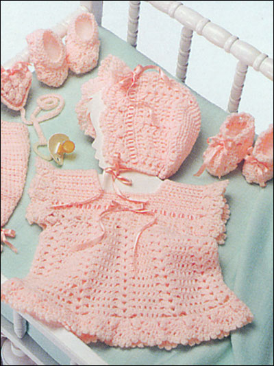 Girl's Layette