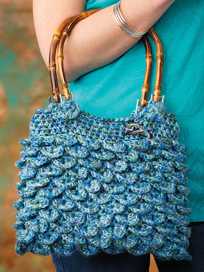 Rippling Waters Handbag