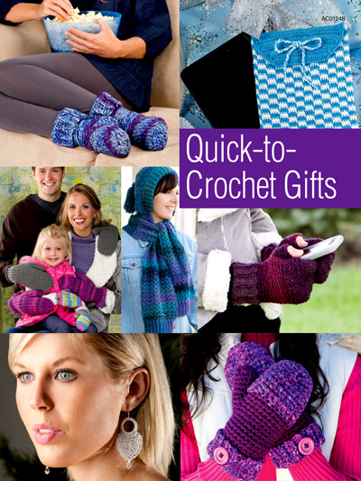 Quick-to-Crochet Gifts