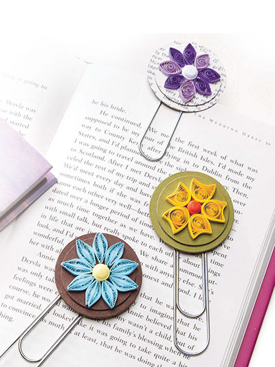Pretty Page Markers