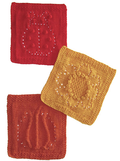 Fall Fun Dishcloth Set