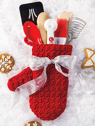 Hot Mitt Gift Set