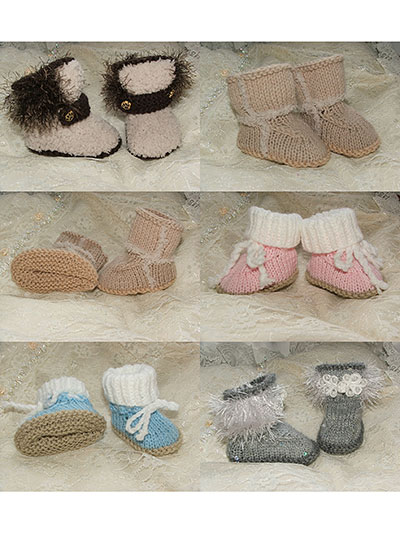 Fashion Boots for Baby