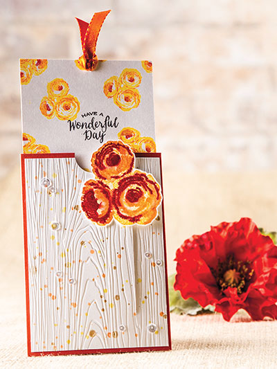 Wonderful Day Slider Card
