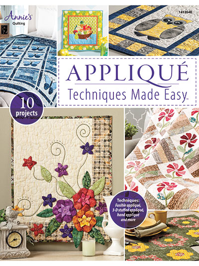 Applique Techniques Made Easy
