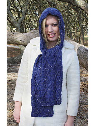 Quarry Hooded Scarf
