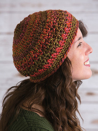 Simply Fall Hat