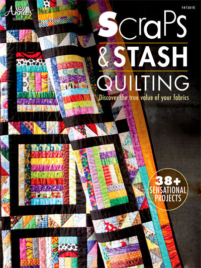 Scraps & Stash Quilting