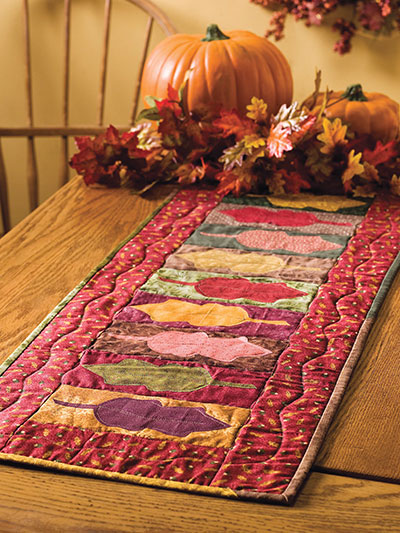 Autumn Leaves Runner