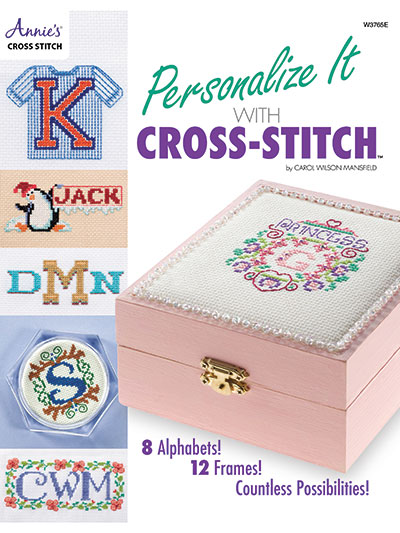 Personalize It with Cross-Stitch