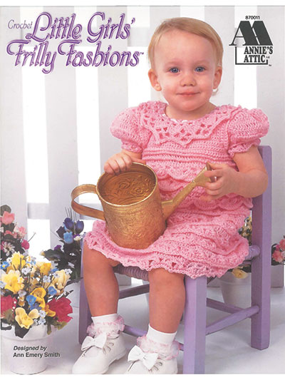 Little Girls' Frilly Fashions