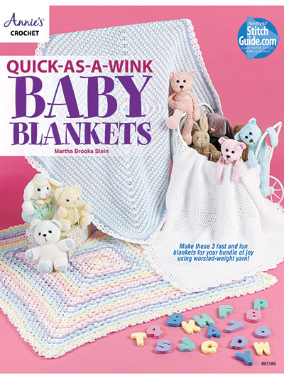 Quick-As-a-Wink Baby Blankets