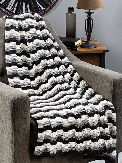 Step-by-Step Afghan