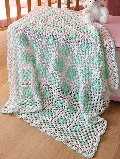 Winsome Baby Blanket