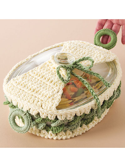 Loopy Loops Casserole Cover