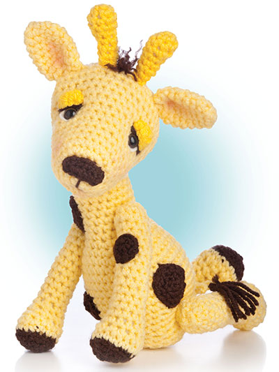 Simply Sweet Giraffe