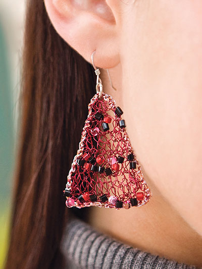 Dramatic Drops Earrings