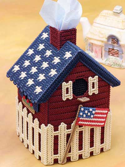 July 4th Birdhouse