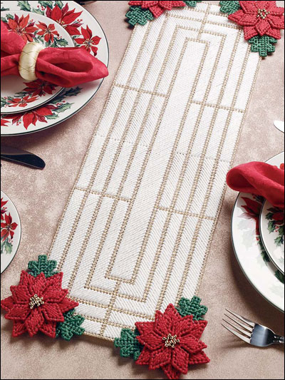 Candle Ring & Table Runner
