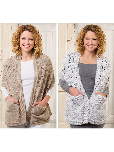 Annie's Signature Designs: Readers Wraps Knit Pattern