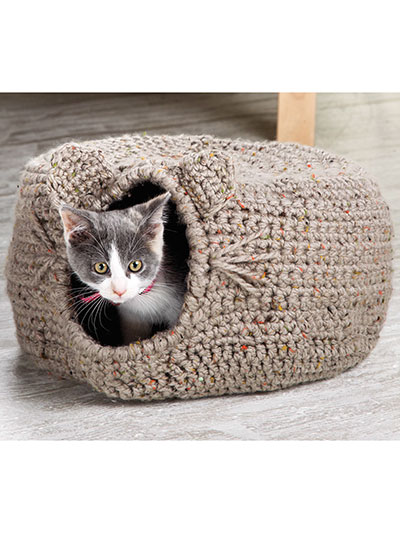 Annie's Signature Designs: Cat Igloo