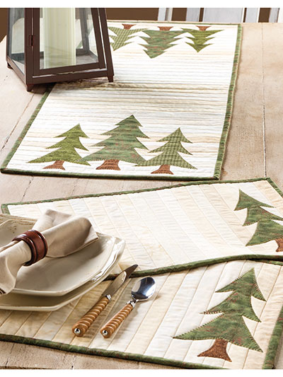 Strippy Table Set