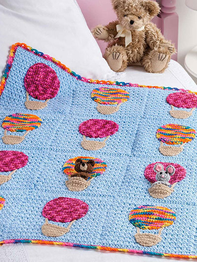 Up & Away Blanket
