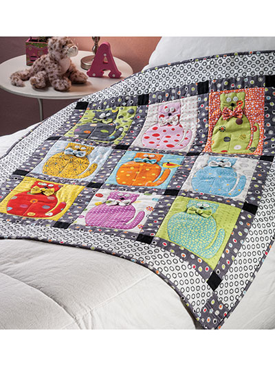 Dare to Be Different Quilt Pattern