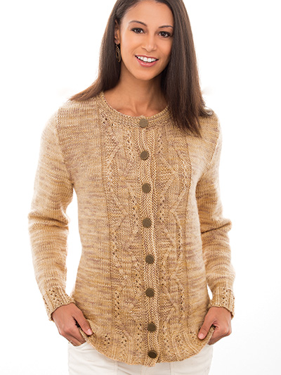 Lynnwood Cardigan Knit Pattern