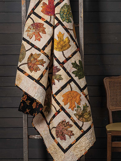 A Time to Fall Quilt Pattern