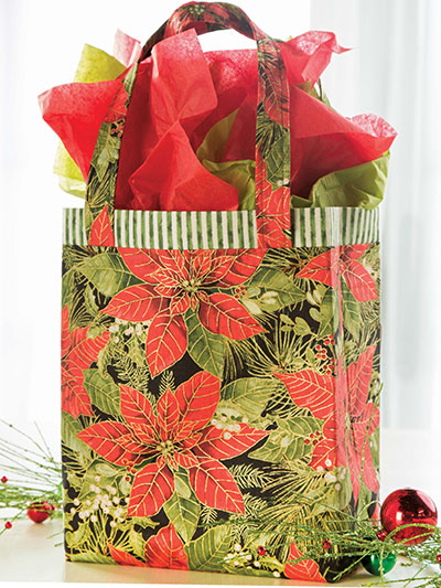Reusable Gift Bag Quilt Pattern