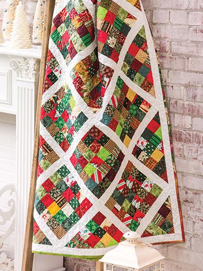 A Little Bit Of Christmas Quilt Pattern