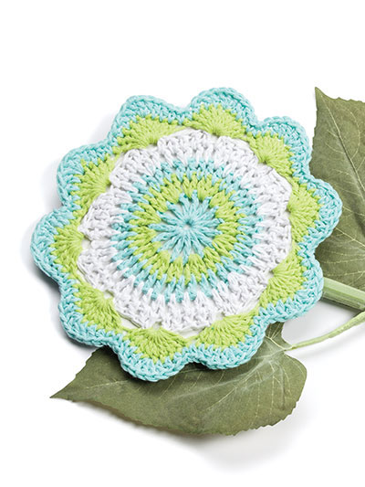 Wildflower Crochet Pattern