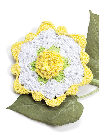 Summer Rose Crochet Pattern