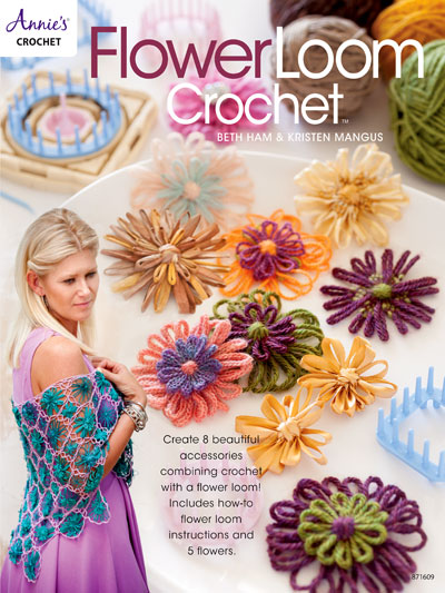Flower Loom Crochet