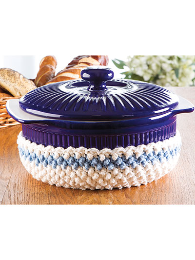 Pot & Casserole Cozy Crochet Pattern