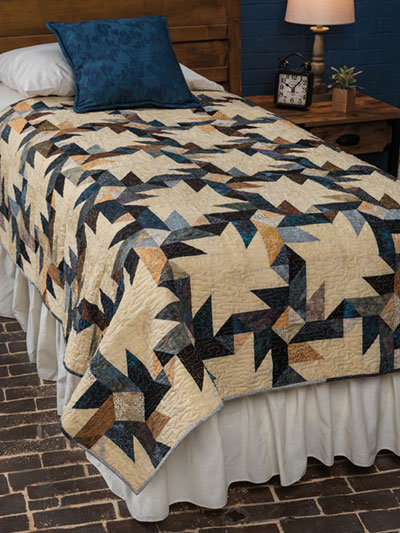 EXCLUSIVELY ANNIE'S: Short Circuit Quilt Pattern