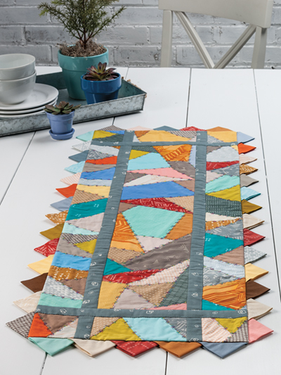EXCLUSIVELY ANNIE'S: Run Like Crazy Quilt Pattern