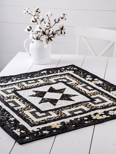 EXCLUSIVELY ANNIE'S: Midnight Star Quilt Pattern