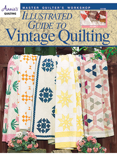 Master Quilter's Workshop Vintage Quilting Pattern