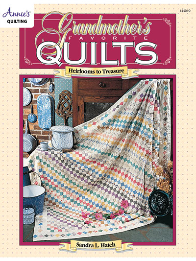 Grandmother's Favorite Quilts Pattern