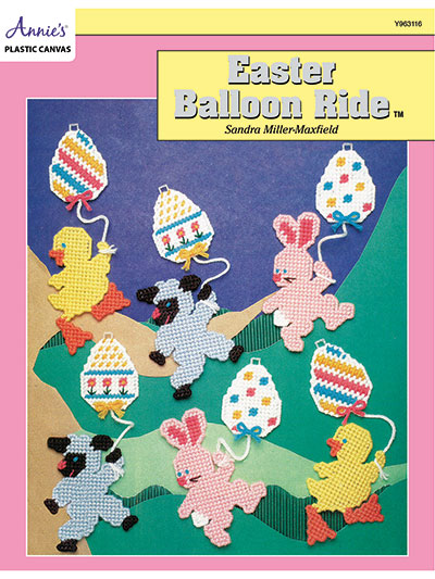 Easter Balloon Ride Pattern