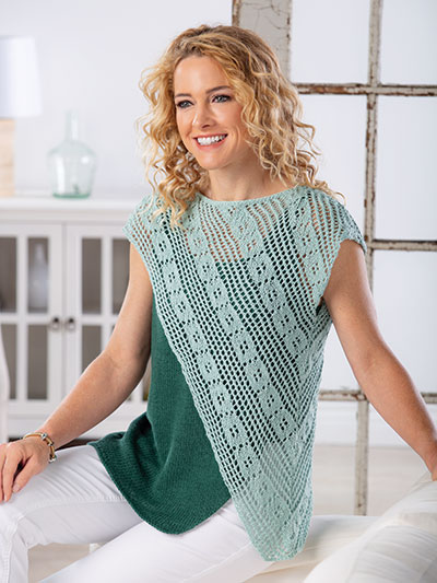 Morgen's Tee Knit Pattern