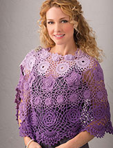 Irish Crochet Explosion Pattern